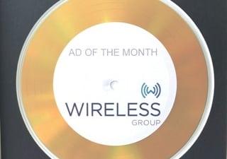 FCC win best radio advertisement!